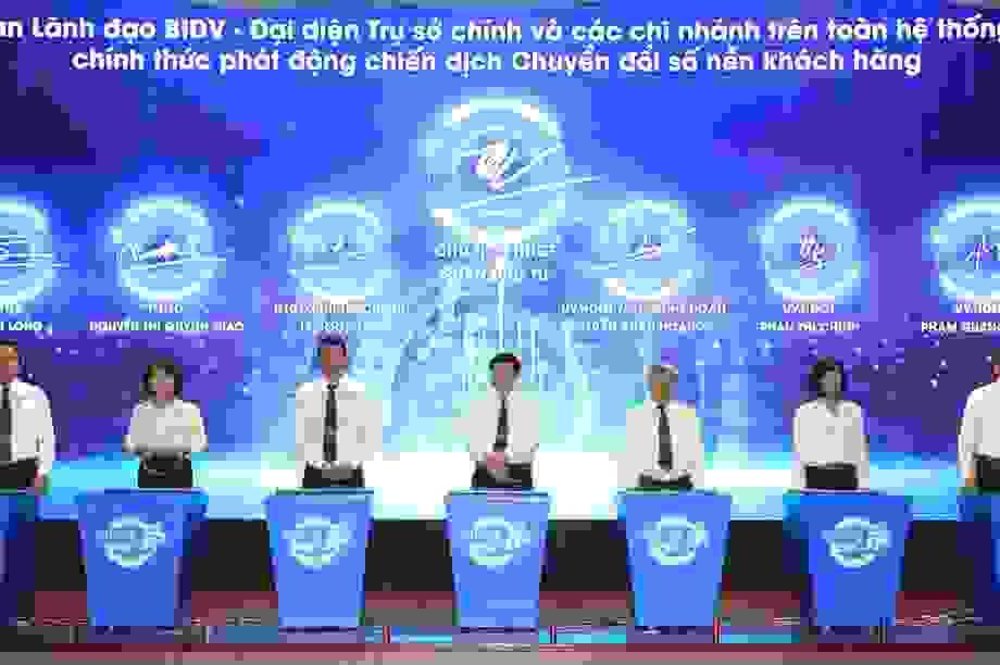 """Đẩy mạnh chuyển đổi số, BIDV xác định: """"Lấy khách hàng là trung tâm"""""""