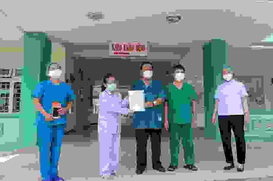 Đà Nẵng: Bệnh nhân Covid-19 thứ 5 được xuất viện