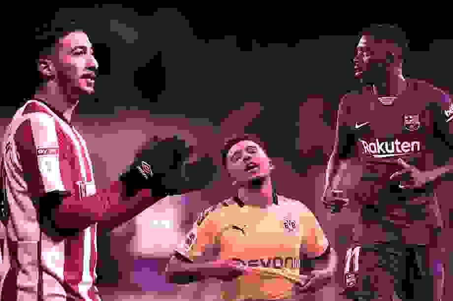 5 lựa chọn thay thế Jadon Sancho cho Man Utd