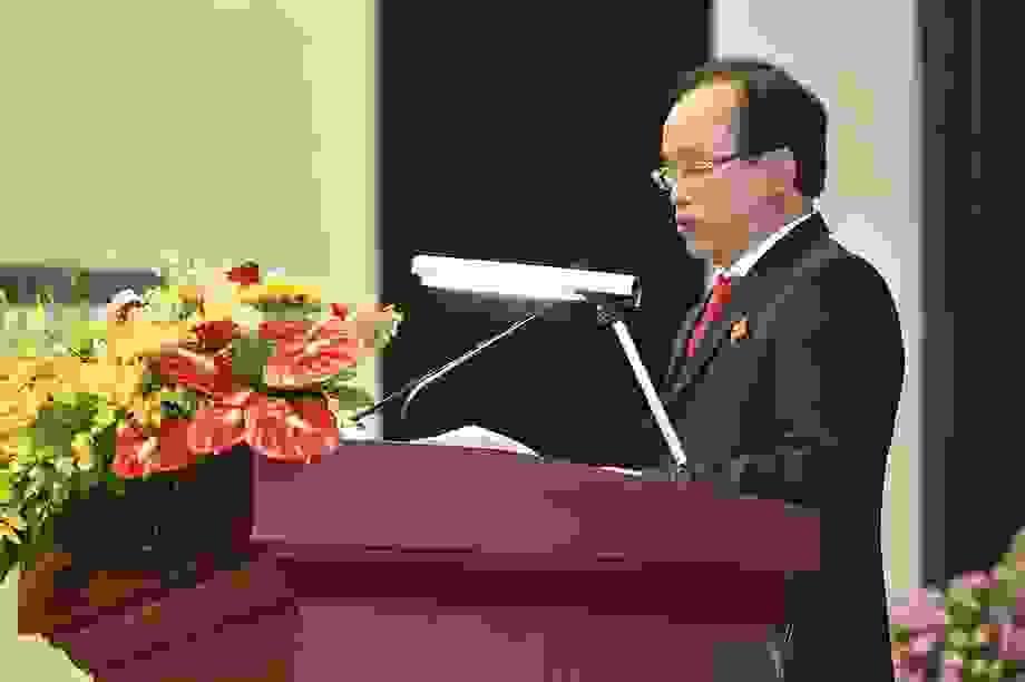 TPHCM: Ông Nguyễn Phước Hưng trúng cử Bí thư Quận ủy quận 2