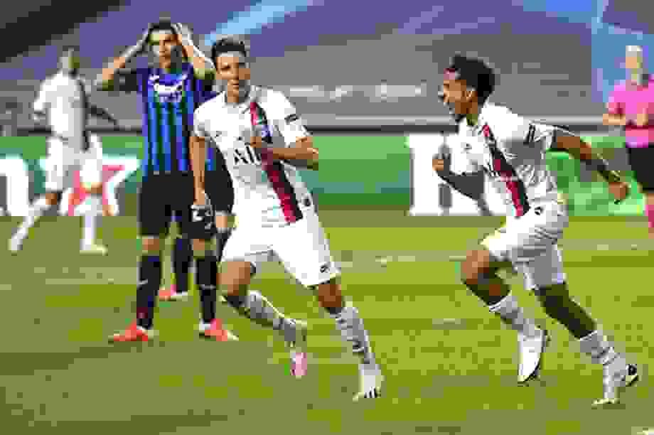 Ngược dòng khó tin trước Atalanta, PSG lọt vào bán kết Champions League