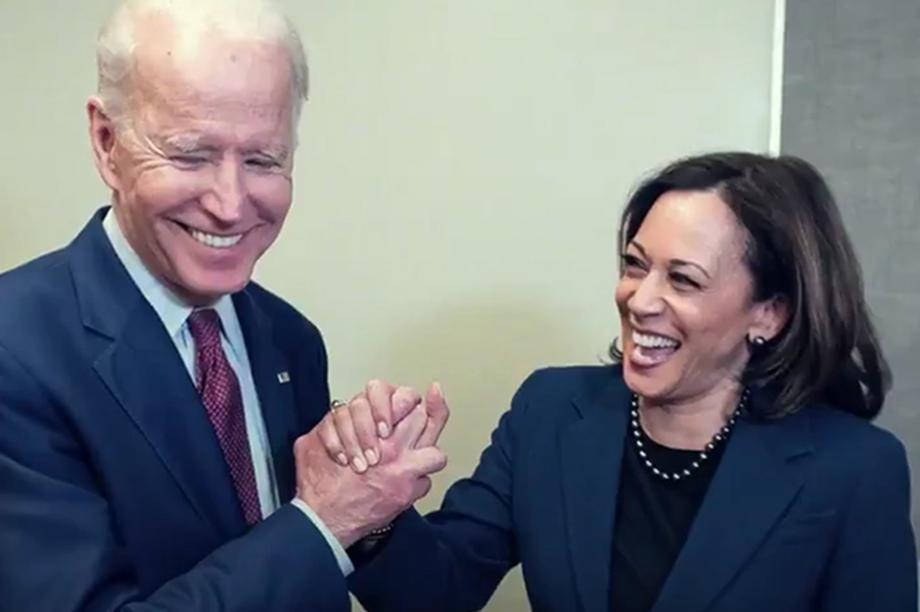 """Ông Biden và nữ """"phó tướng"""" Harris cam kết tái thiết nước Mỹ"""