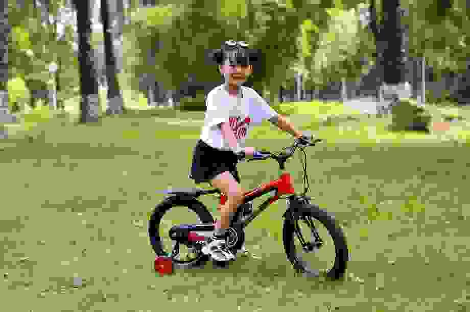 Chọn xe đạp cho con, hãy là cha mẹ thông thái