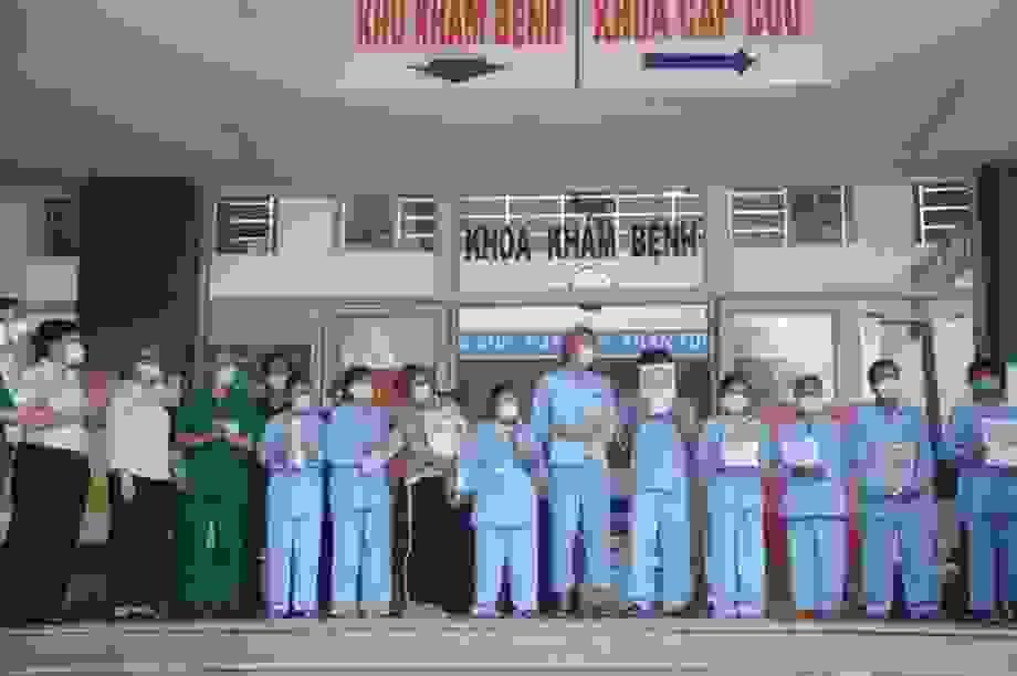 Đà Nẵng: Thêm 10 bệnh nhân mắc Covid-19 khỏi bệnh