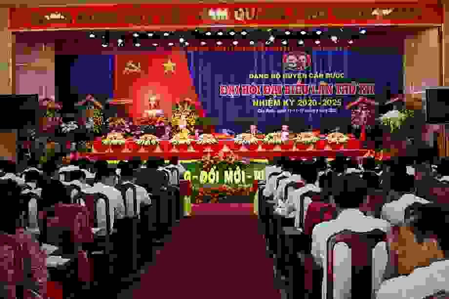 Huyện Cần Đước phấn đấu trở thành huyện nông thôn mới