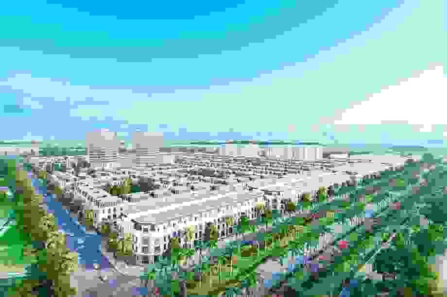 Seoul Ecohome Hải Phòng – Cơ hội hấp dẫn cho các nhà đầu tư bất động sản công nghiệp