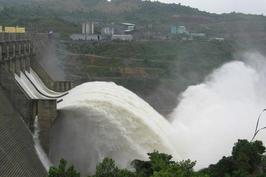Xuất hiện lũ kép trên sông Chảy, thủy điện Bắc Hà cấp tốc xả lũ