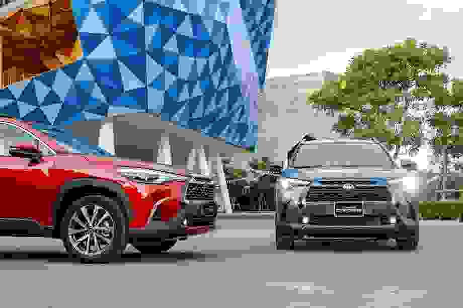 Corolla Cross, Tucson và CX-5: tầm 900 triệu chọn xe nào?