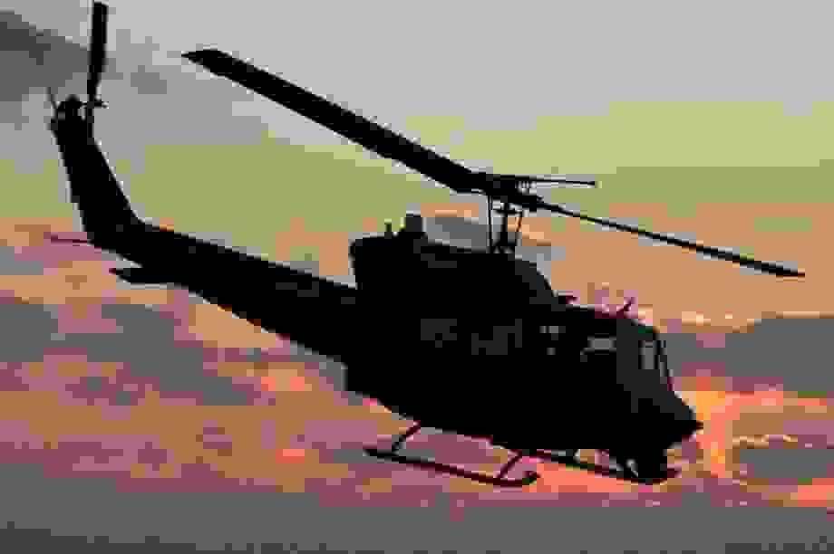 Trực thăng quân sự Mỹ hạ cánh khẩn cấp vì trúng đạn gần Washington