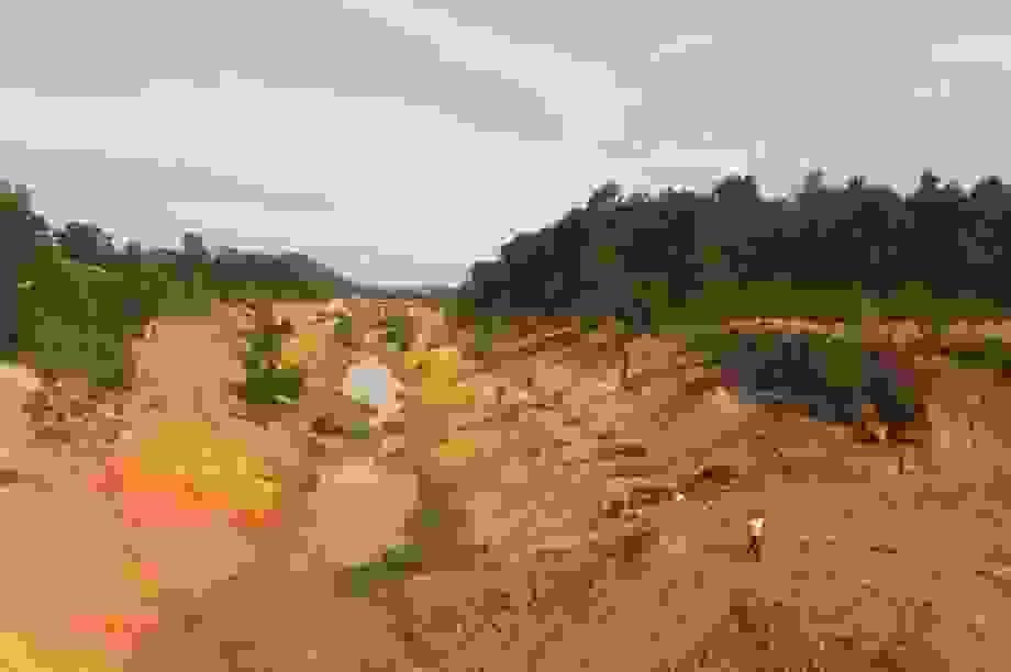 Bộ Công an điều tra kênh thủy lợi 756 tỷ đồng hư hỏng ở Nghệ An