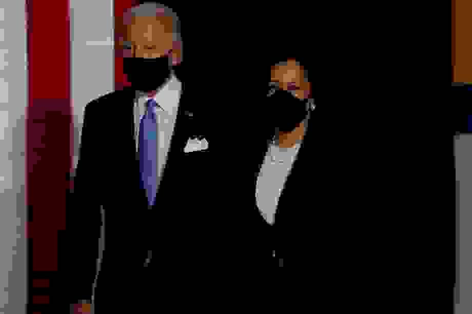 """Ông Biden nhận tài trợ kỷ lục sau khi công bố nữ """"phó tướng"""""""