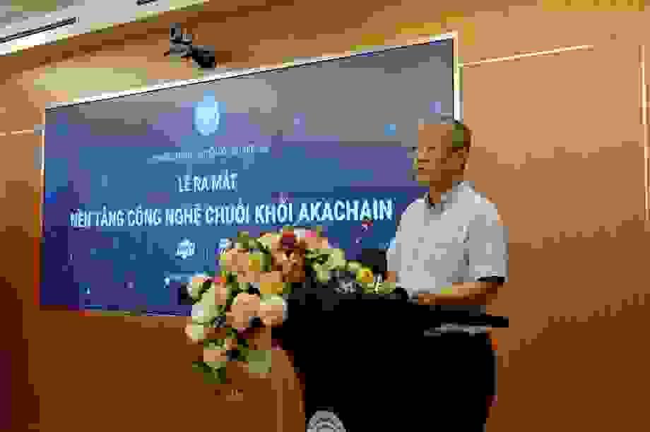Bộ TT&TT giới thiệu giải pháp blockchain giúp DN đẩy nhanh chuyển đổi số