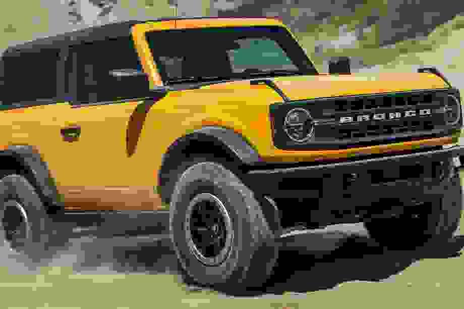 """Ford Bronco vẫn """"chiếm sóng"""" dù đã ra mắt được một tháng"""