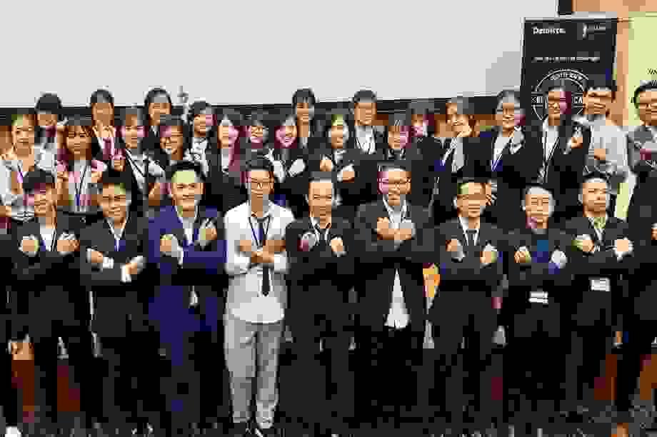 ICAEW mở cánh cửa đưa giới trẻ Việt Nam vươn ra thế giới