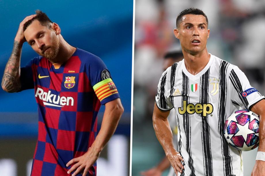 Messi và C.Ronaldo cùng chịu chung cảnh ngộ bi thảm sau 15 năm
