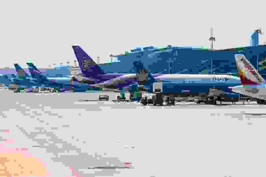 """Nội Bài sẽ trở thành """"siêu sân bay"""", công suất 100 triệu khách/năm?"""