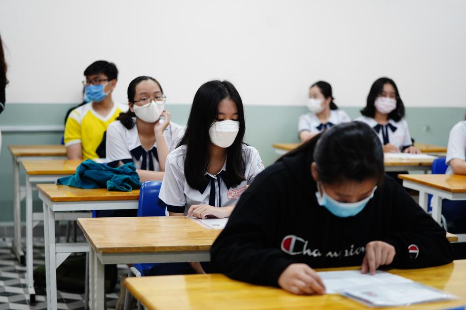 Điểm chuẩn 3 trường ĐH: Nông lâm TPHCM, Công nghiệp TPHCM, Quốc tế Sài Gòn