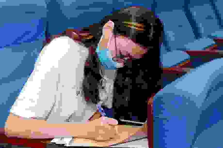 Hơn 2.000 thí sinh xuất sắc đầu tiên nhập học vào ĐH Kinh tế quốc dân