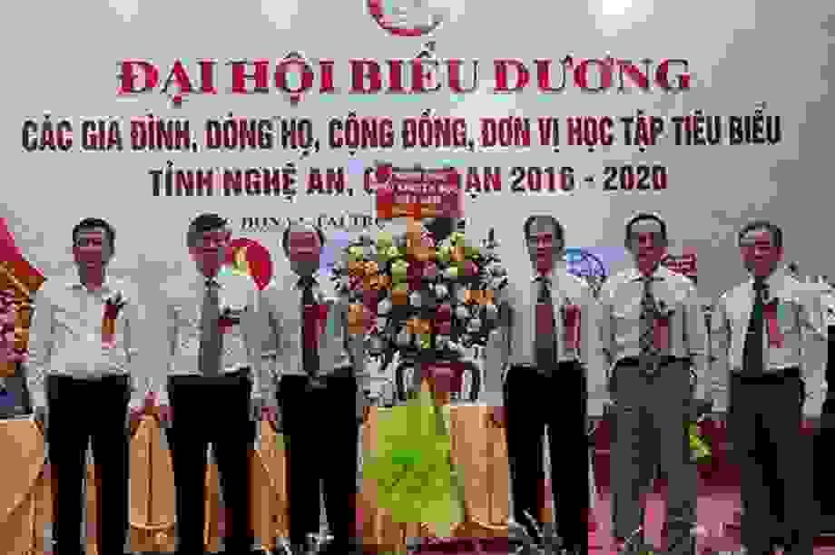 Nghệ An: 5 năm Hội Khuyến học huy động được trên 315 tỷ đồng