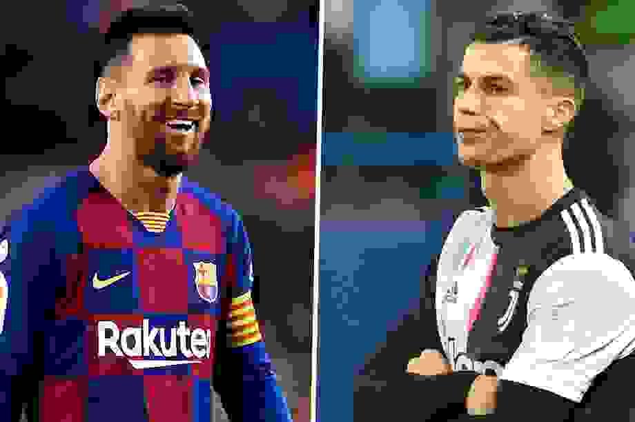 Messi, C.Ronaldo trắng tay ở giải thưởng tại Champions League