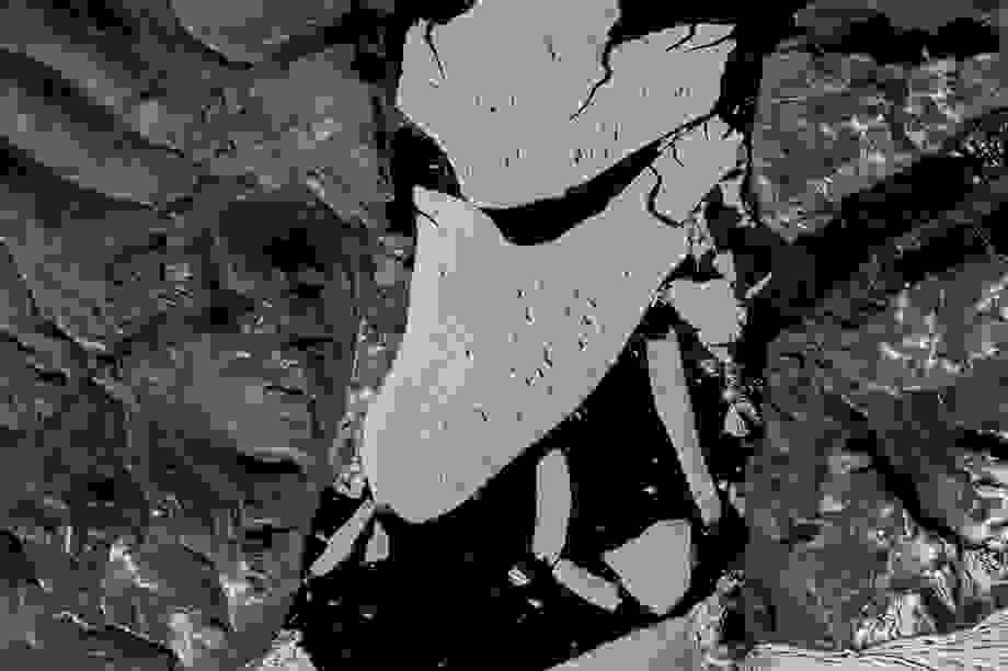 Tảng băng khổng lồ ở Bắc Cực bị tách ra