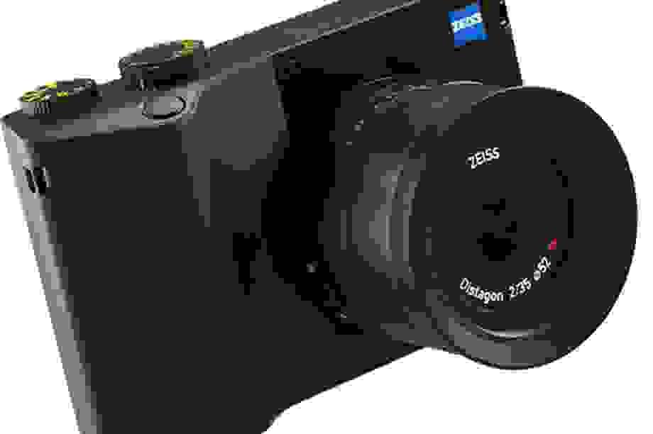"Zeiss ZX1- máy ảnh full-frame chạy nền tảng Android ""treo giá"" 6.000 USD"