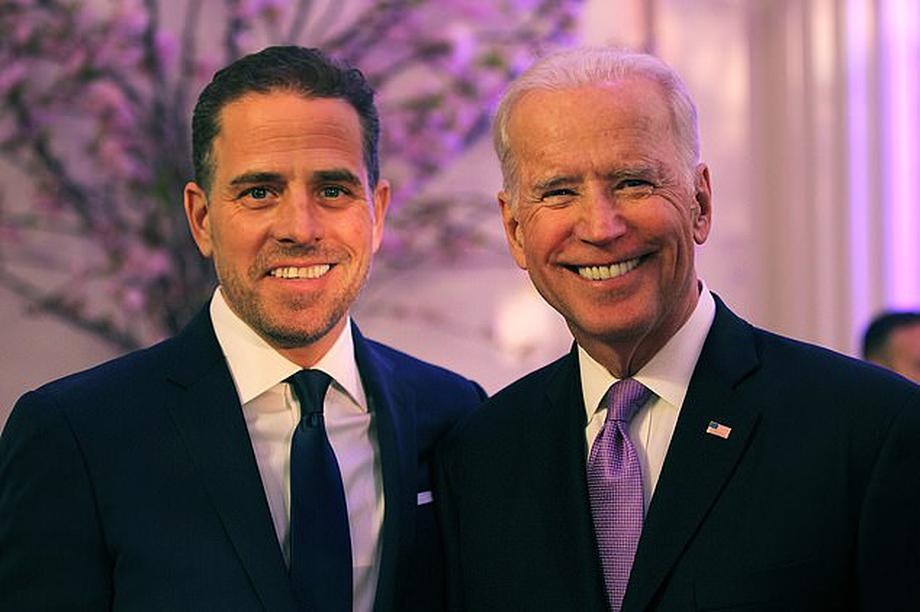 Bầu cử Mỹ 2020: Lộ bằng chứng về vụ lùm xùm của nhà Biden ở Ukraine