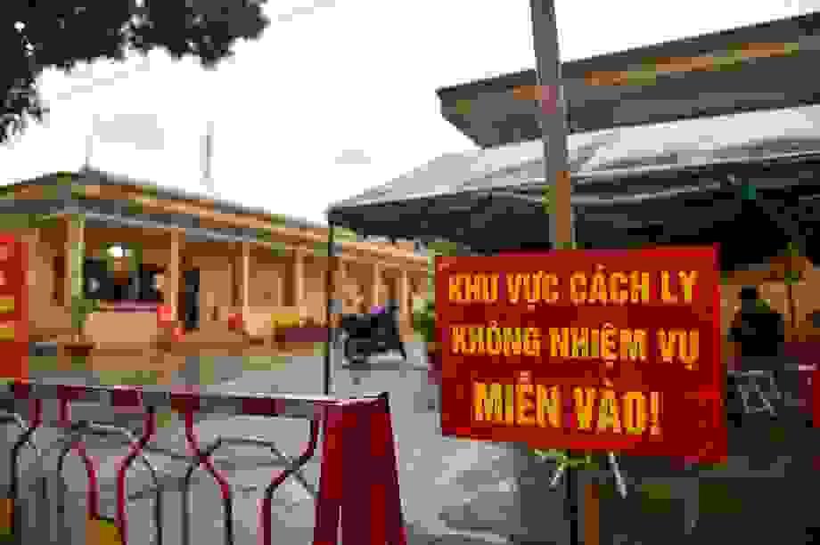 Thêm 9 ca mắc Covid-19, là người nhập cảnh, Việt Nam có 1.122 bệnh nhân