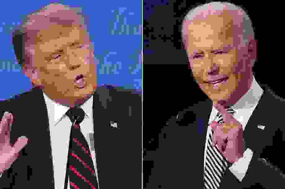 Bầu cử Mỹ 2020: Trump- Biden chạy đua quyết liệt ở các bang chiến trường