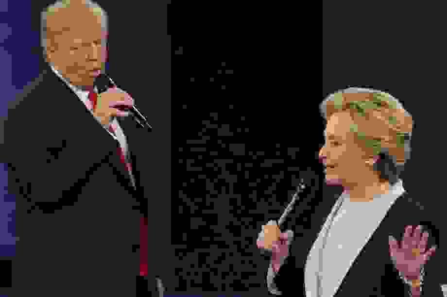 """Bà Clinton nói """"nhiều thành viên đảng Cộng hòa muốn ông Trump thua"""""""