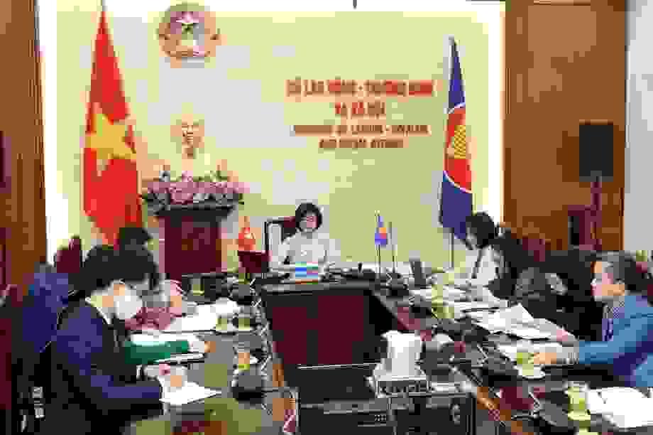 Hội nghị Quan chức cấp cao ASEAN về Lao động lần thứ 16