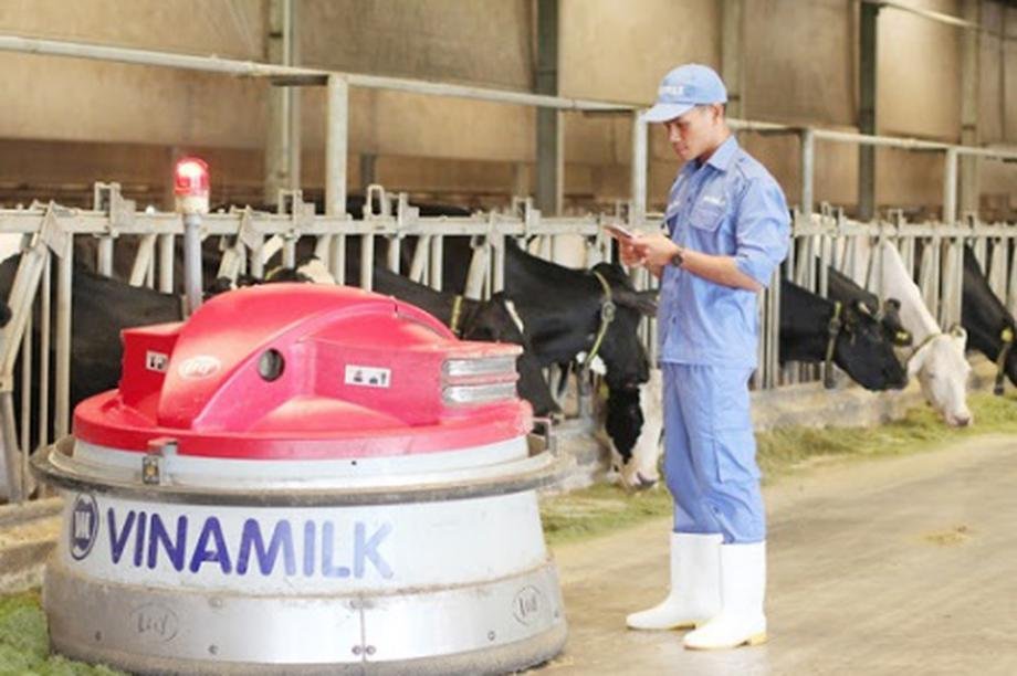 """Vinamilk 3 lần liên tiếp được bình chọn """"nơi làm việc tốt nhất Việt Nam"""""""