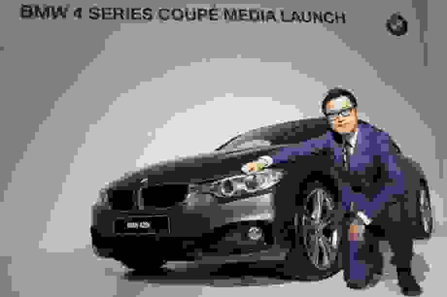 """Thêm một """"cựu binh"""" của BMW về đầu quân cho Kia"""