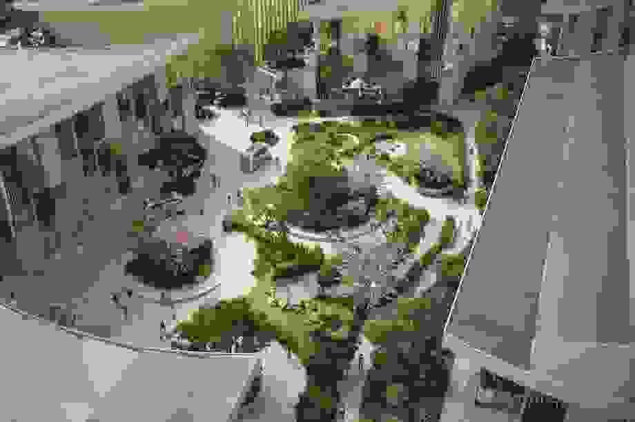 Thành phố tương lai dưới chân núi Phú Sĩ