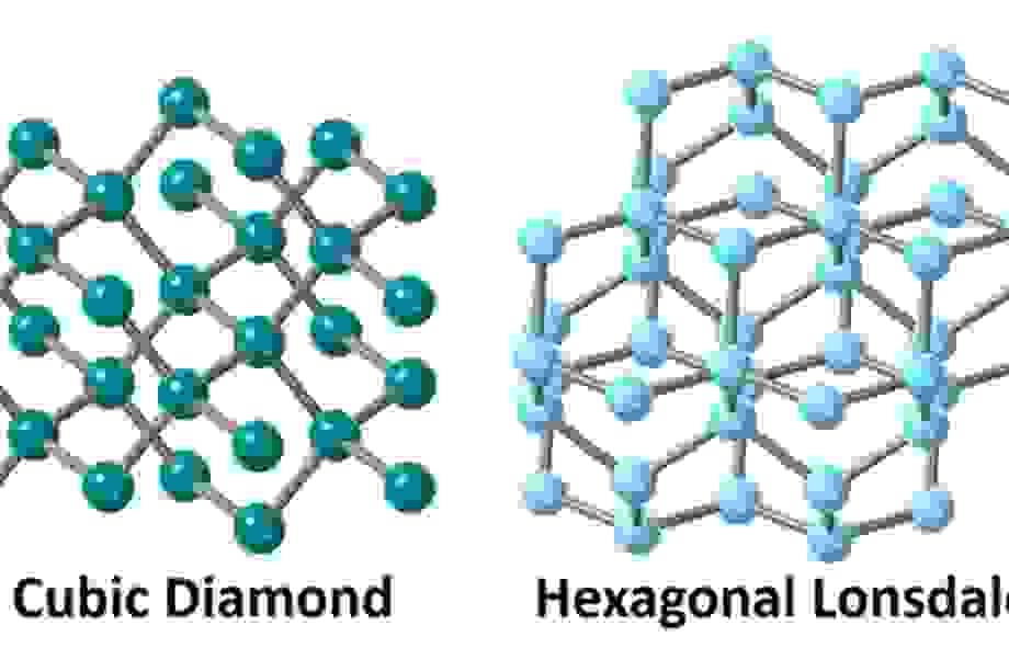 Các nhà khoa học đã tạo ra được loại kim cương mới