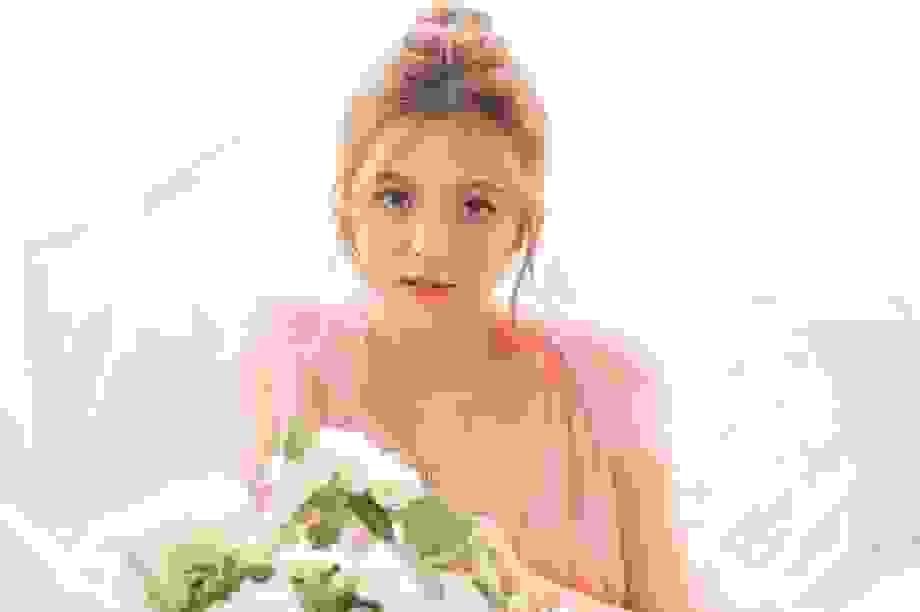 Bộ ảnh đẹp như công chúa của nữ sinh Đại học Công nghiệp TP.HCM
