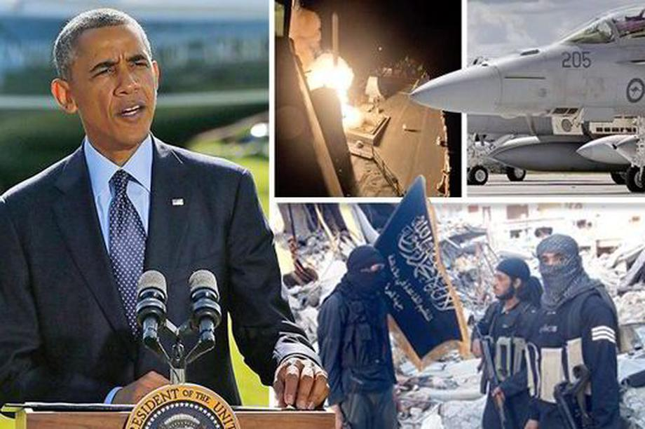 Cuộc chiến chống IS: Khó như gỡ chỉ rối