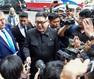 Bản sao ông Kim Jong Un và Donald Trump bất ngờ xuất hiện tại Hà Nội