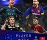 Tranh cãi cầu thủ nào xuất sắc nhất lượt về tứ kết Champions League