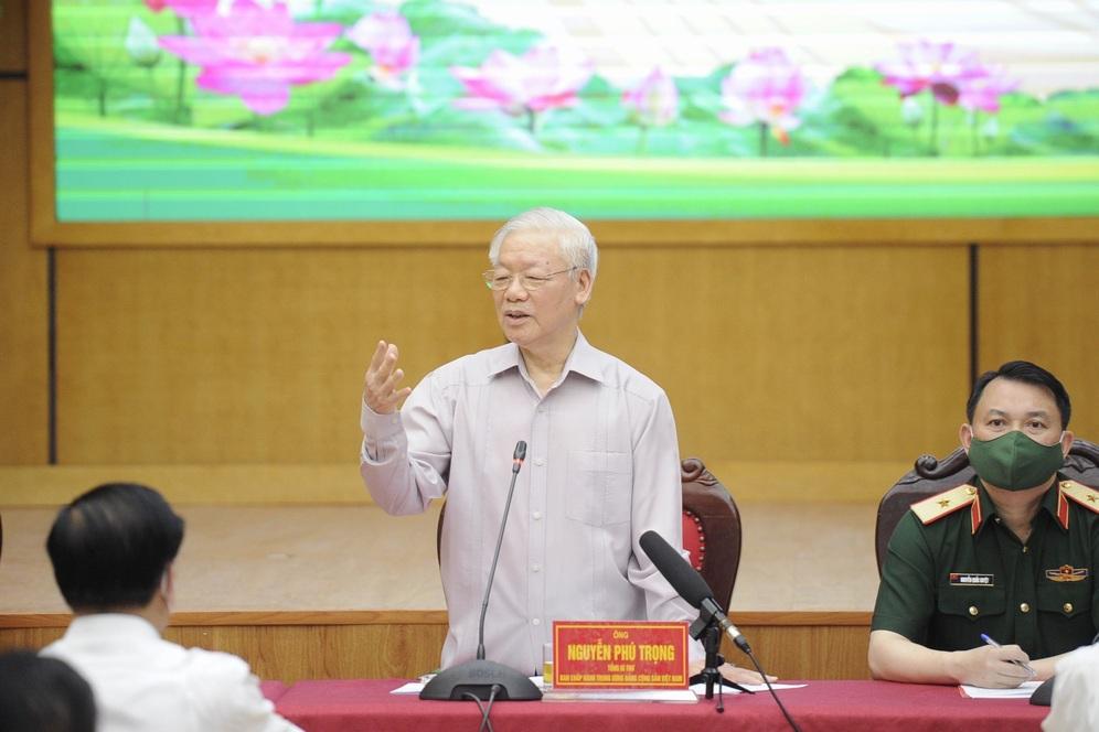 Tổng Bí thư chia sẻ với cử tri về 6 khóa làm Ủy viên Bộ Chính trị