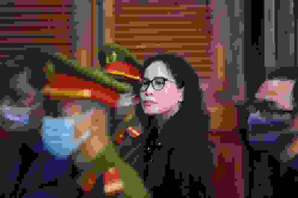 Bà Lê Thị Thanh Thúy cho ông Nguyễn Thành Tài vay tiền trả viện phí?
