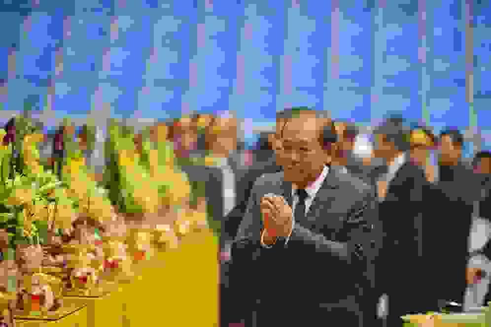 Lễ viếng 22 quân nhân Đoàn 337 hy sinh tại Quảng Trị